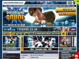 www.drwho-online.co.uk